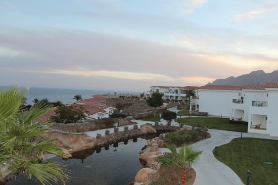 Ecotel Dahab Bay View Resort: Room View