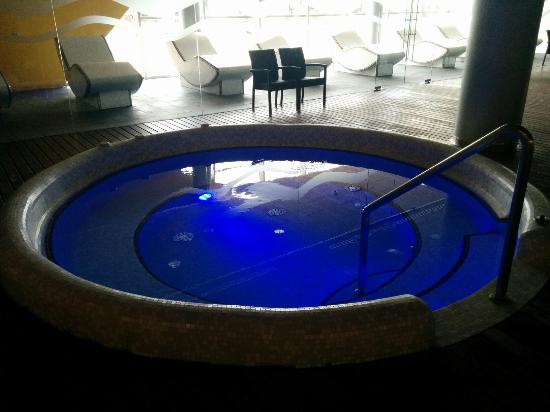 Grupotel Playa de Palma Suites & Spa : Jacuzzi