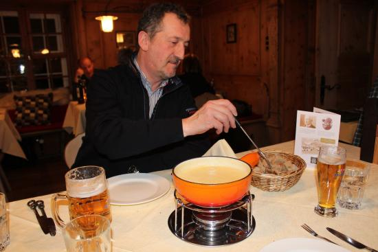 Gasthaus & Hotel Berninahaus: buona la cena