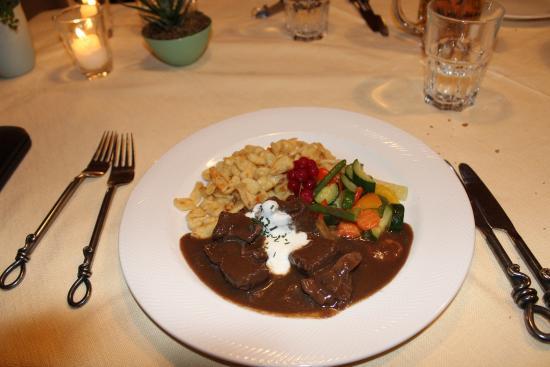 Gasthaus & Hotel Berninahaus: la cena è buona