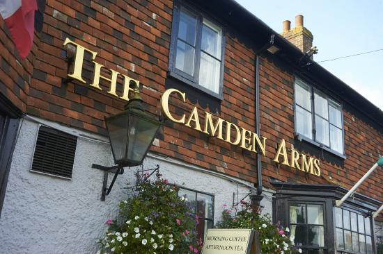 ‪‪The Camden Arms‬: Welcome‬