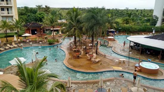 Piscina Foto Di Nobile Resort Thermas De Ol Mpia