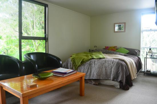 Steeples Cottage, Studio and B & B: Zimmer