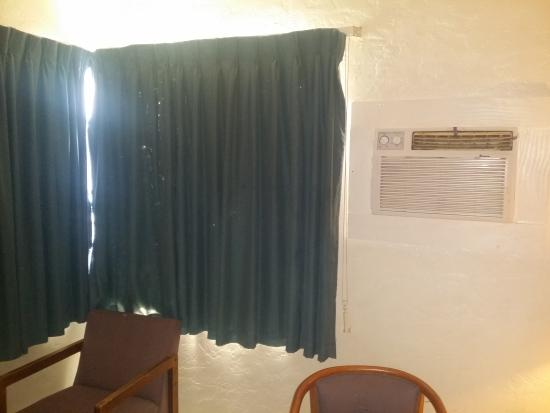 Frontier Motel: Holy Curtains