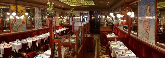 Brasserie de La Paix : La salle principale de la Paix