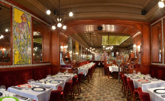 Brasserie de La Paix : La salle du rez-de-Chaussée