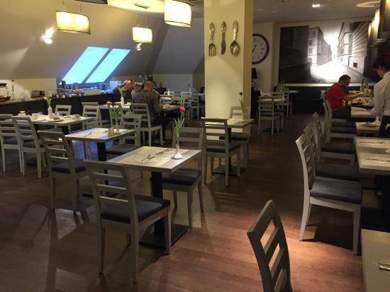 Hotel Remes Sport & Spa : Ontbijtruimte 2