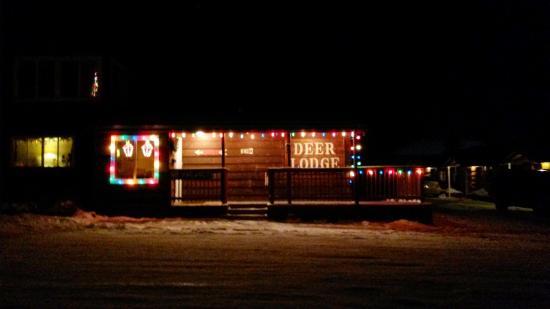 Deer Lodge Red River: deer Lodge