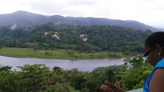 Rio Grande: View of the river