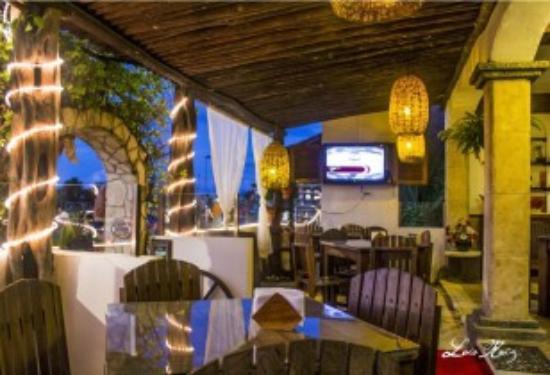Posada Pachamama: Caffetteria