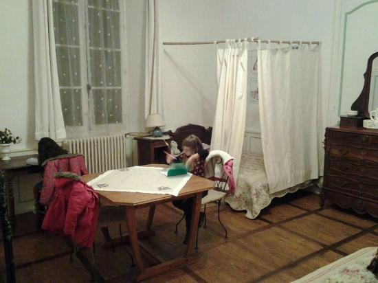 La Maison du Notaire Royal: Chambre