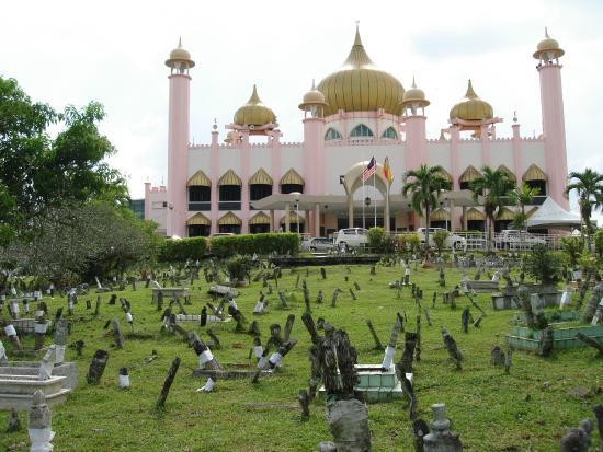 Kuching Mosque: Мечеть
