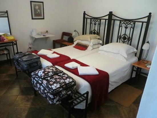 Mount Azimbo Lodge : Bedroom.