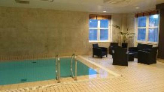 Scandic Hotel Star Lund: Mysig liten pool på hotellet