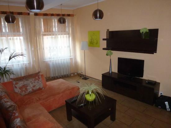 Apart-Lux: Living room