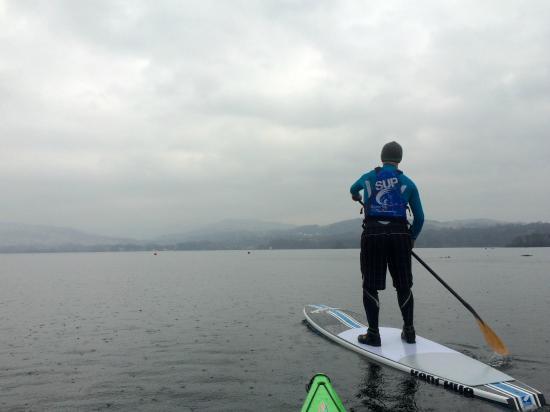 Windermere Canoe Kayak: Stand up Paddleboarding