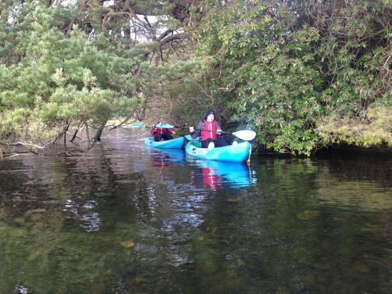 Bowness-on-Windermere, UK: Kayak Hire