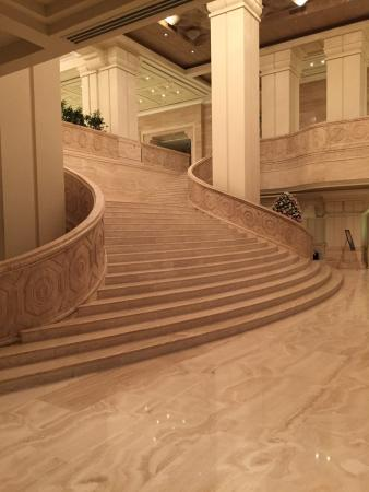 ITC Grand Chola, Chennai - a Luxury Collection Hotel: The marble grandeur