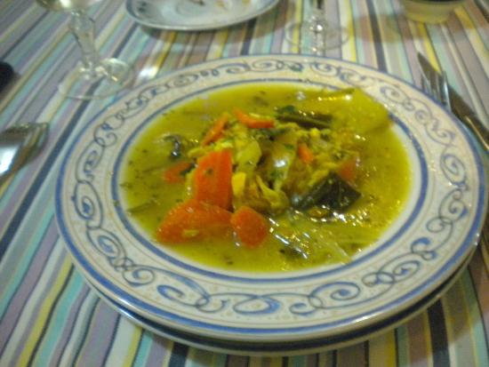 Family Agua Amarga: Fish escabeche