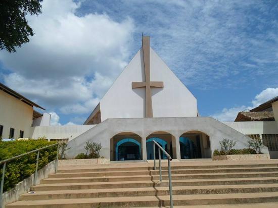 Sao Benedito, CE: Santuário de Fátima