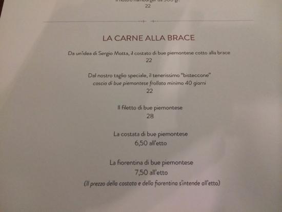 Bellinzago Lombardo, Italy: Le carni alla brace
