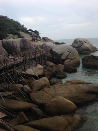 Haad Yuan Restaurant: rocky road HY restaurant