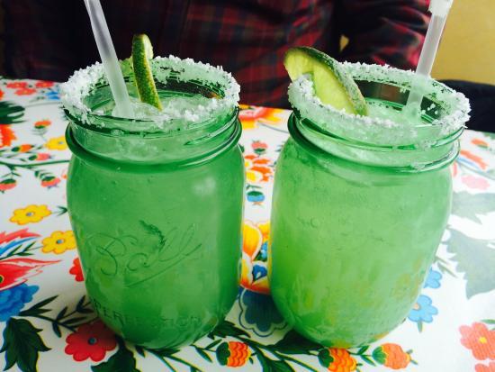 Lucharito's: Delicious Margarita's