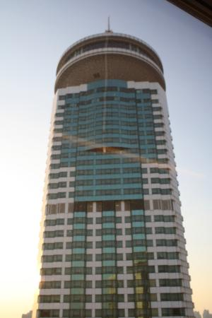 DoubleTree by Hilton Shanghai-Pudong: One of the towers