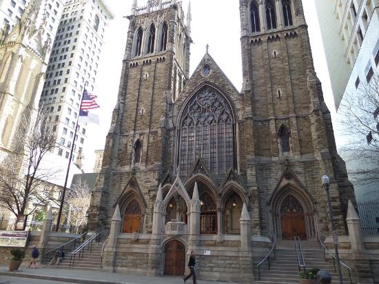 ‪East Liberty Presbyterian Church‬