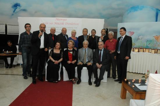 Каргыджак, Турция: Dichter Abend