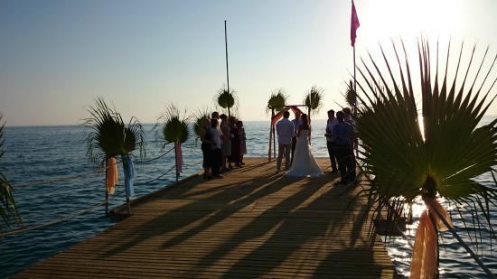Каргыджак, Турция: Hochzeit vonJohanna & Öynstein Thorp