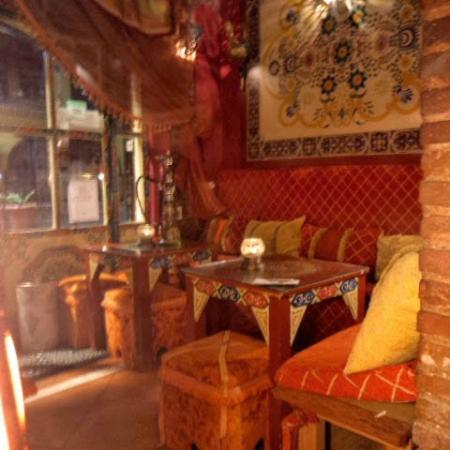 Restaurante Rahma: Meknes Rahma inside