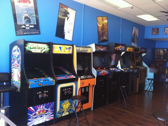RetroCade Classic Video Arcade