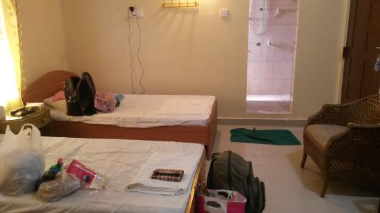 Jaffna Greengrass Hotel : Standard Room (Triple)
