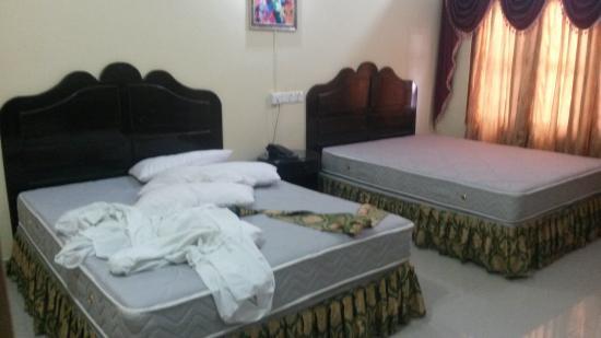Jaffna Greengrass Hotel : Deluxe Room