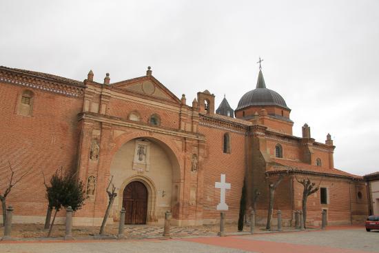 Alaejos, Hiszpania: Fachada