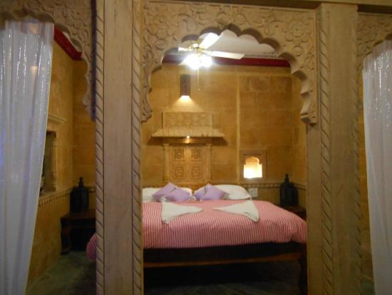 Hotel Raslila Vila: MY room Pic