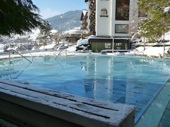 Hotel Prinz-Luitpold-Bad: Außenpool
