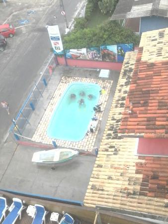 Acquanauta: A piscina de treino