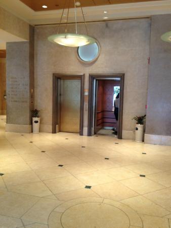 Hotel De Anza : Lobby