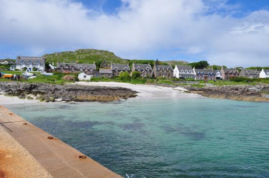 Craignure Inn: iona beach.