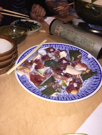 Japanese culinary art Tokugetsu
