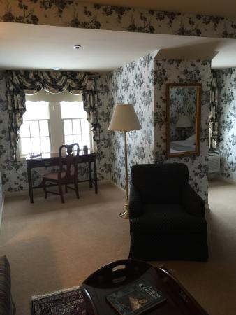 Carnegie Inn & Spa : Room 7