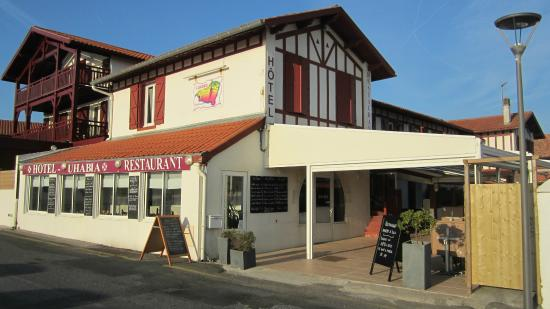 Hotel Restaurant Uhabia