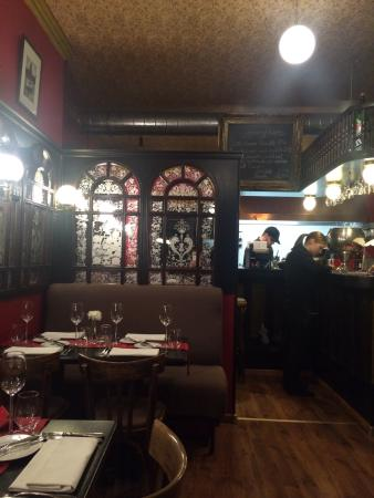 Restaurant Belgo Belga: Interieur