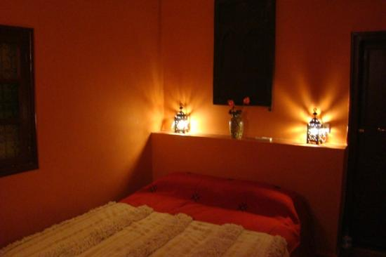 Dar Rita: O quarto em que fiquei