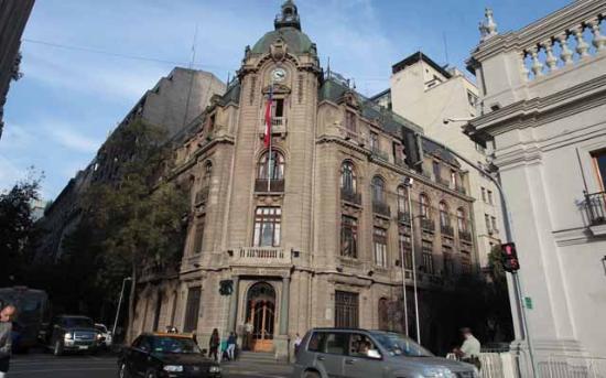 Intendencia Metropolitana de Santiago