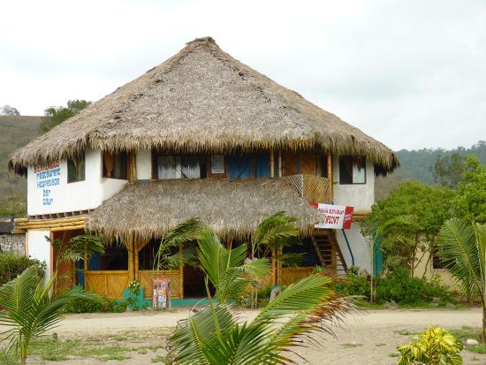 Wipeout Cabana Restaurant: Fachada