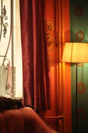 Stray Cat Hostel: Gemeinschatsplatz