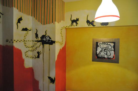 Stray Cat Hostel: Zimmer